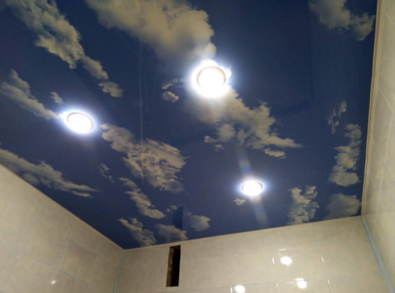 Фотопечать облака